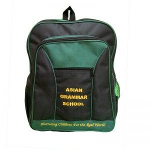 Asian Grammer School ( School Back Pack )