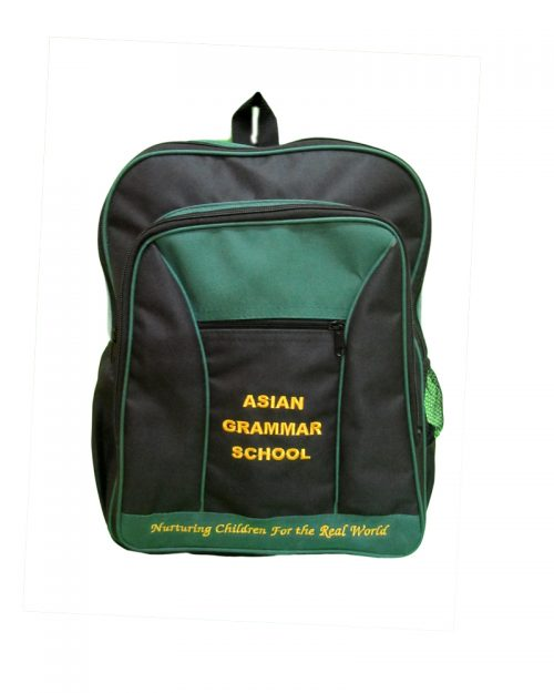 Asian Grammer School ( School Back Pack )