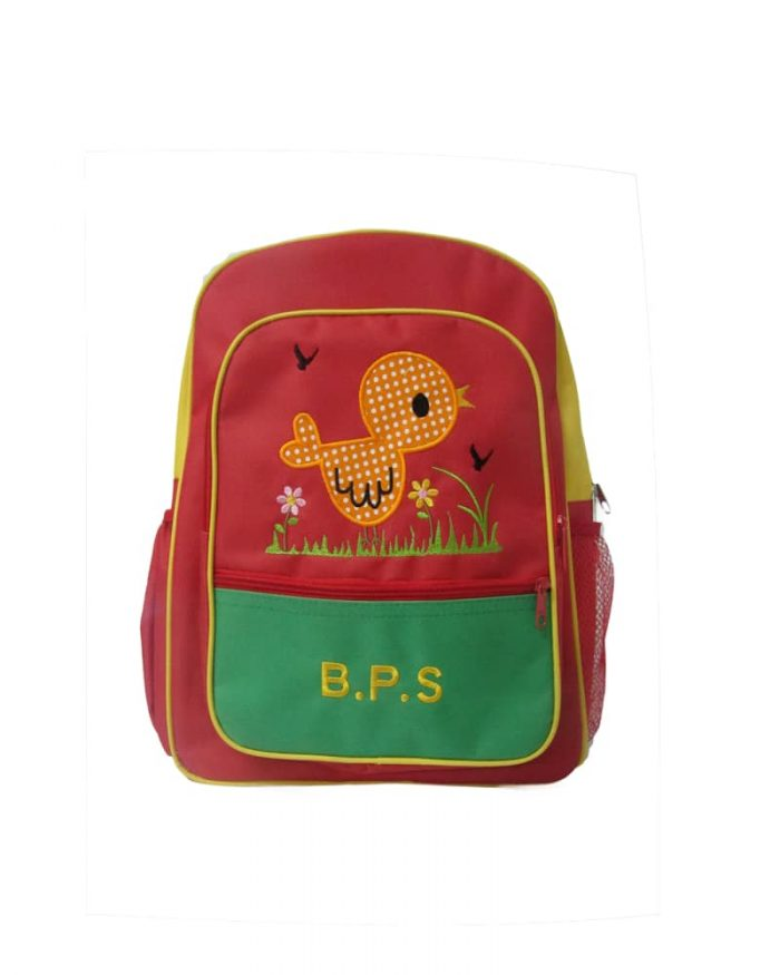 B.P.S- Back Pack ( School Back Packs )