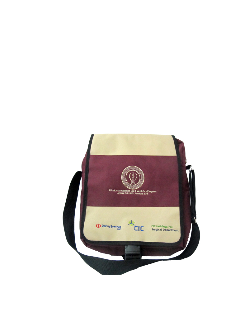 CIC Holdings ( Pvt ) Ltd. - ( Side Bag )