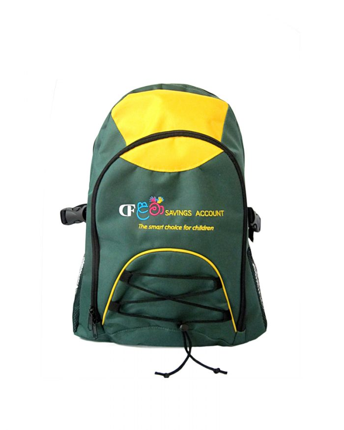 Central Finance ( School Back Pack )