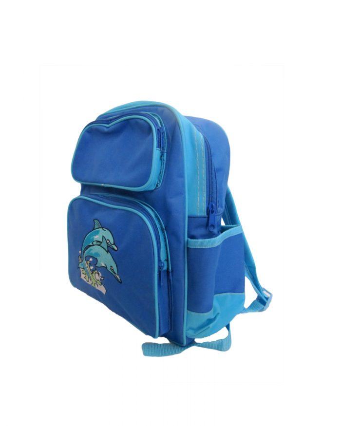 Dolphin Kids - ( Kids School Bags )