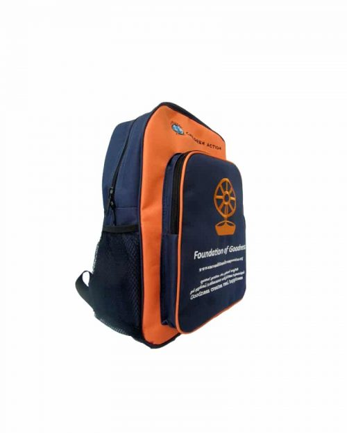 Foundation of goodness ( School Back Packs )