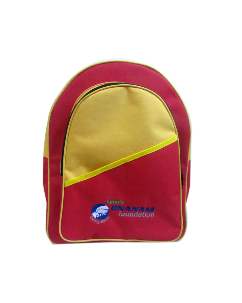 Gnanam Foundation 1 - ( School Back Packs )