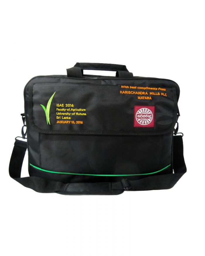 Harischandra - ( Laptop and Conference Bag )