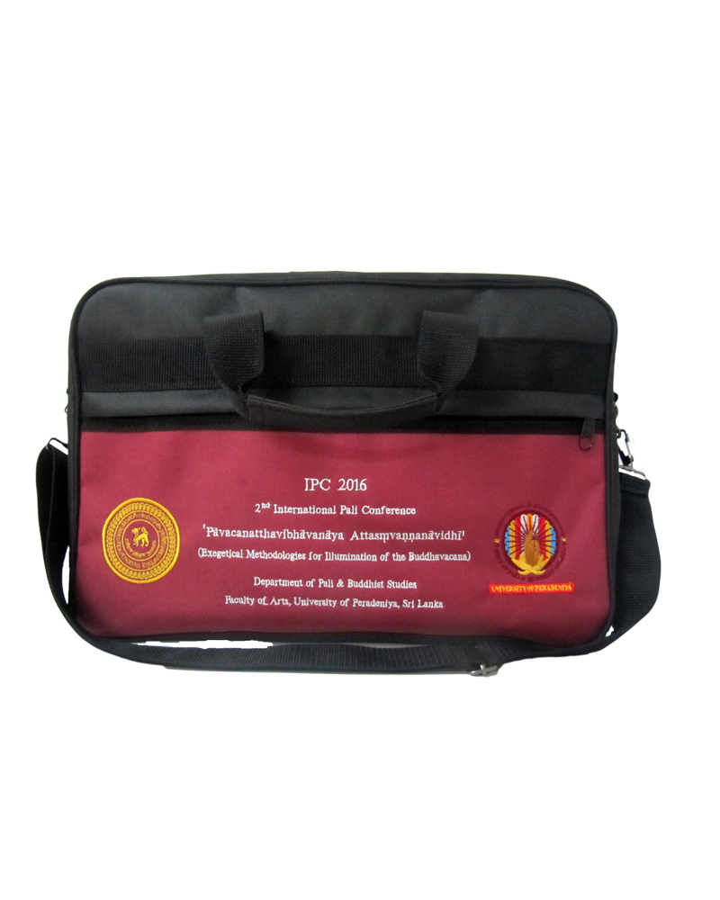 IPC 2016 - ( Laptop and Conference Bag )