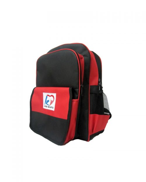 Kind Hearts ( School Back Packs )