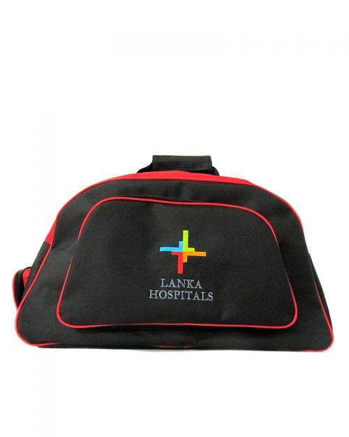 Lanka Hospitals - ( Travelling Bag )
