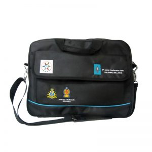 Ministry of Health - Sri Lanka-( ( Laptop and Conference Bag )