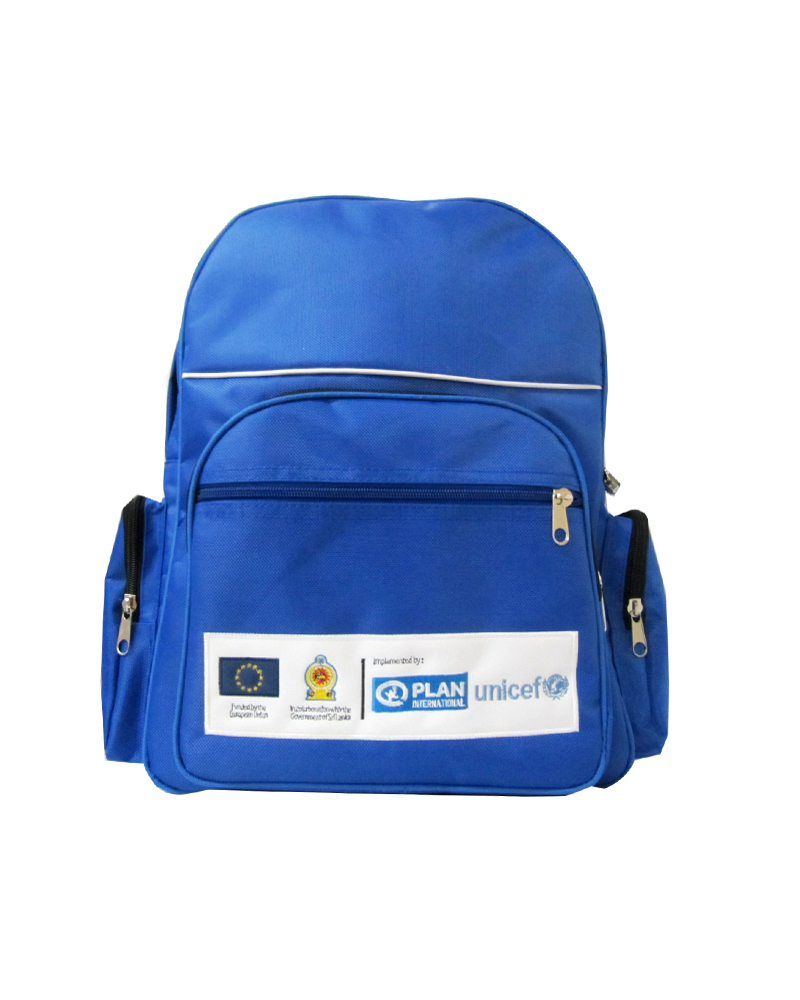 Plan International ( School Back Pack )