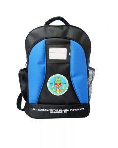 Sri-Sangamittha-Balika-Vidyalaya - ( XL ) - ( School Back Pack )