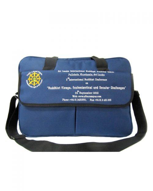 Sri Lanka International Buddhist Academy- ( Laptop and Conference Bag )