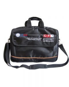USAID - ( Laptop and Conference Bag )