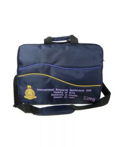 University of Colombo - ( Laptop and Conference Bag )