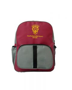 Manankulama Kanishta Vidyalaya - Kakapalliya. ( School Back Pack )