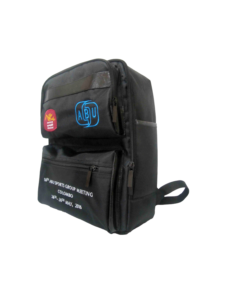 Sri Lanka Rupavahini Corporation ( 3 ) - ( School Back Pack )