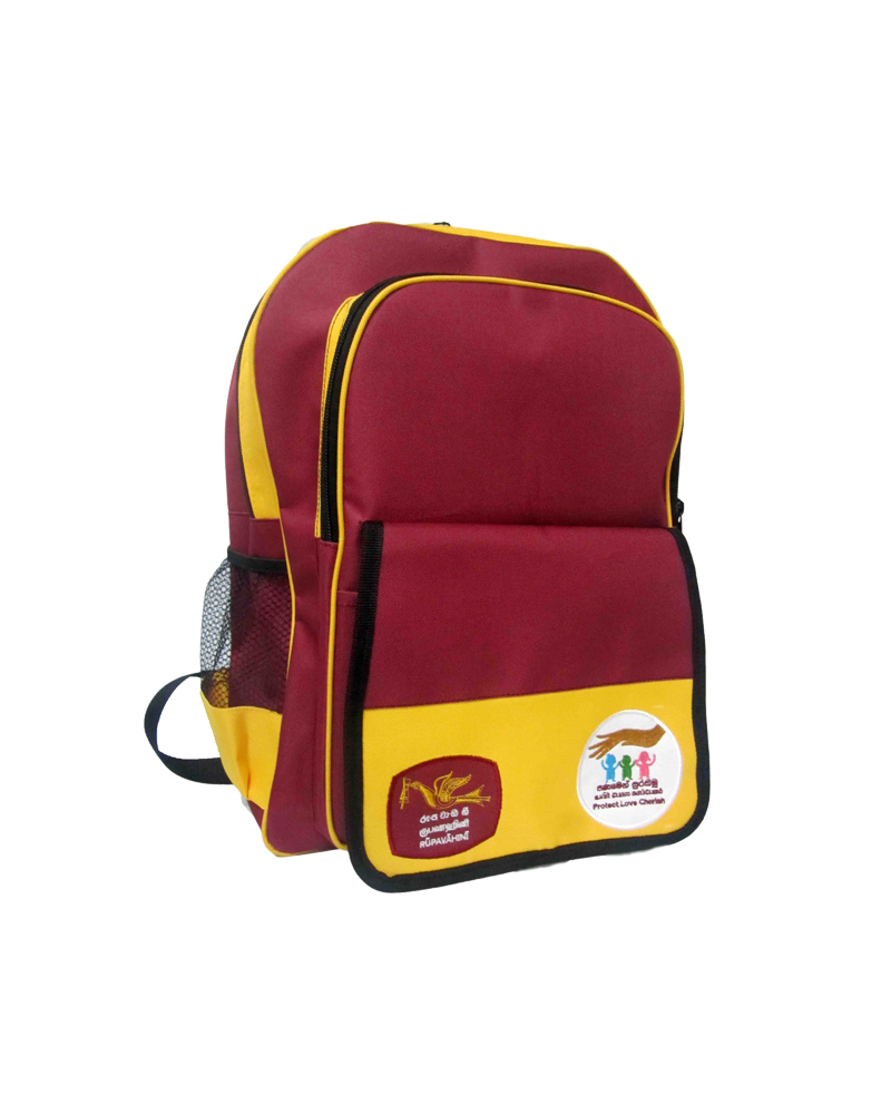 Sri LankaRupavahini Corporation - ( School Back Packs )